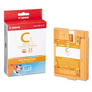 Canon 1250b001 Easy Photo Pack Credit Card Size Labels.