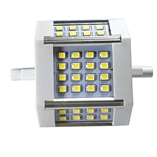 Led R7s 78mm Dimmable Bulb 3 Inch J78 120v 1100lm Flood Light 100w Tungsten Halogen Lamp Replacement J Type Spotlight Desktop Lamps (3000K Soft Warm Light) ()