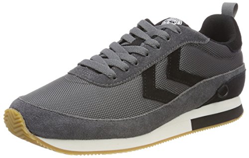Nylon Adults' Grey Trainers Eldorado 2600 Hummel Unisex Rock Castle CqwOfxgxt