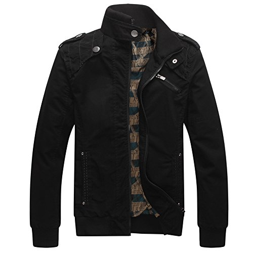 Casual Outerwear Mens Clothing - 6