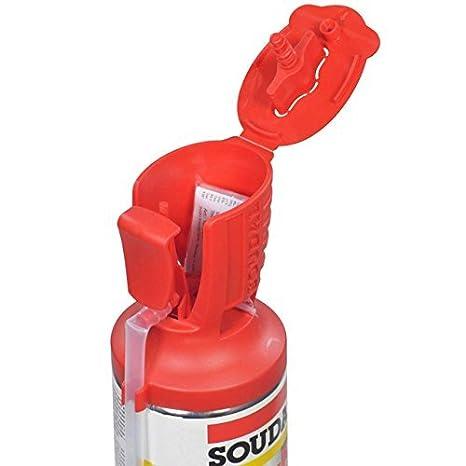 Ventana y puerta de espuma, mínimo expansión, 20 oz puede, boquilla de plástico reutilizable, 2 unidades: Amazon.es: Bricolaje y herramientas