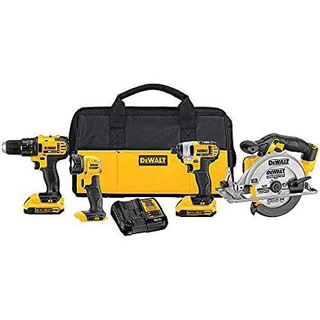 Amazon.com: DeWalt dck421d2r 20 V max – Batería de ion de ...
