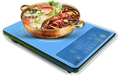 MDC 3500W 5000W Induction Cooktop Commercial Induction Cookware Stove Stainless Steel Electric Countertop Burner Hot Plate with Digital Display Panel Induction Cooktop Mat