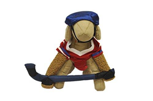 Hockey Player Dog