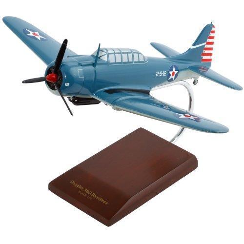- Mastercraft Collection Douglas SBD-5 Dauntless A-24B Model Scale:1/32