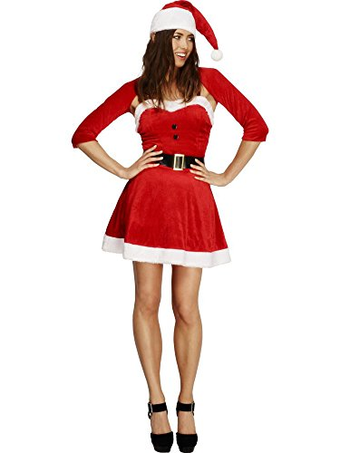 Santa Babe Adult Costume - Small