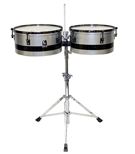 Eric Valez Timbale 14-15'' w/stand by Rhythm Band