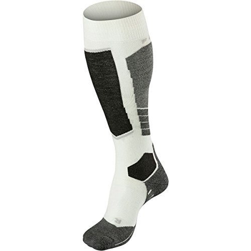 Falke SK2 Ski Socks - Women's Off White, 8.0-9.0