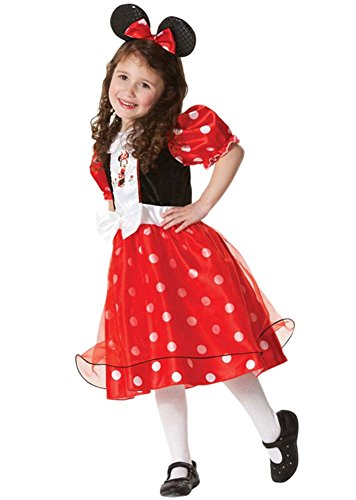 Mouse Minnie For Teenagers Costume (WOGUE Halloween Costumes & Cosplay Clothing Girls Child Minnie Mouse Costume X-Large)