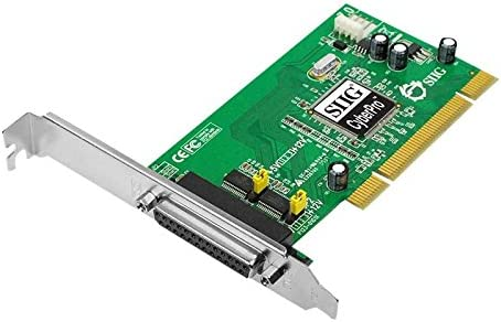 SIIG Cyber I//O PCI Card PCI Serial /& Parallel Adapter NEW