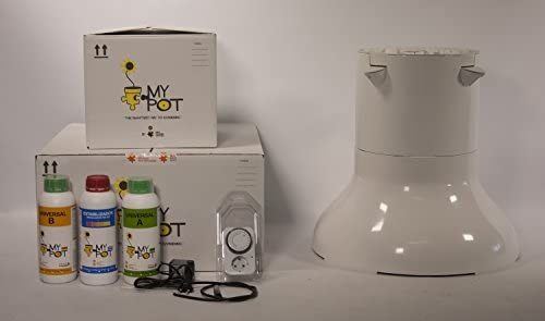 Mesa de Cultivo Automática - MyPot. Sistema hidropónico, cultivo ...