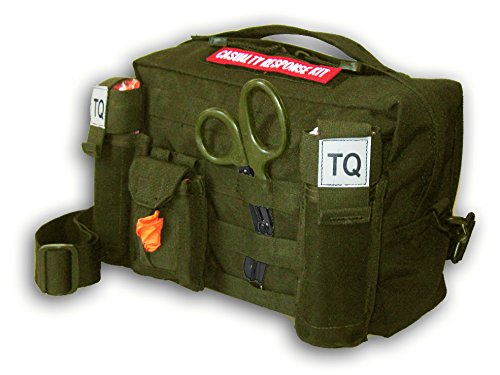 Active Shooter Event Casualty Response Kit - OD GREEN