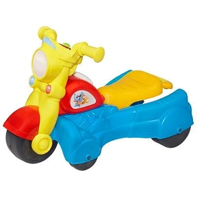Rocktivity Walk N Roll Rider Blue by Playskool