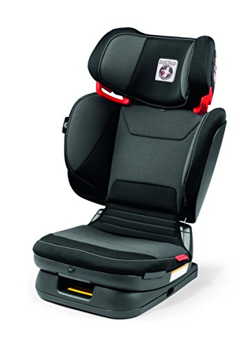 Reclining Booster (Peg Perego Viaggio Flex 120, Crystal Black)