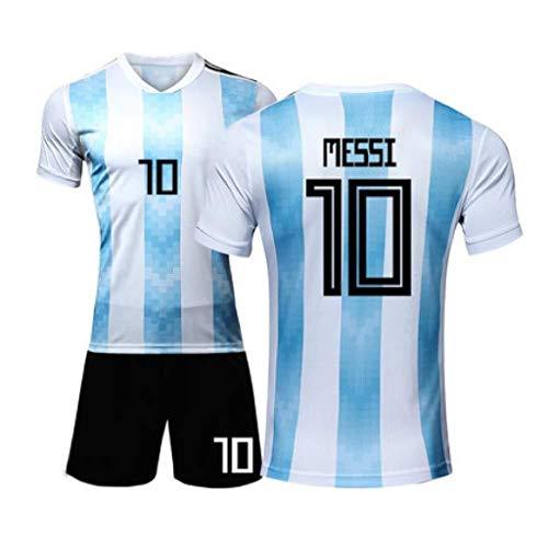 APSJ GGLV 010 - Chándal de fútbol para niños y Adultos, 10 ...