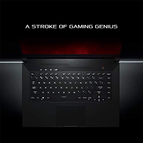 "2021 Flagship ASUS ROG Zephyrus G15 Gaming Laptop 15.6"" FHD IPS 240Hz Display AMD 8-Core Ryzen 7 4800HS (Beats i7-9750H) 16GB DDR4 1TB SSD RTX 2060 6GB Backlit KB Win10 Pro + iCarp HDMI Cable"