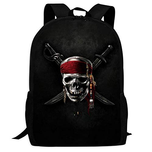 Pirates Of The Caribbean Backpack - B-Young Pirates Of The Caribbean Skull