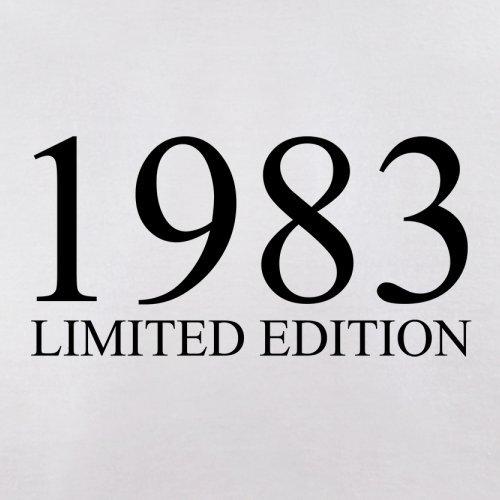 1983 Limierte Auflage / Limited Edition - 34. Geburtstag - Herren T-Shirt - Weiß - L