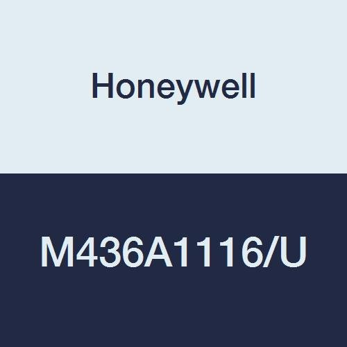 Honeywell M436A1116/U Spring Return Motor, Two Position Foot Mounted Actuator, 32 Degree - 125 Degree F Temperature Range, (Foot Mounted Actuator)