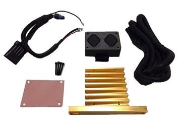 Chevy GMC 6.5L Turbo Diesel Bomba de inyección de combustible PMD FSD memoria enfriador Kit G1: Amazon.es: Coche y moto