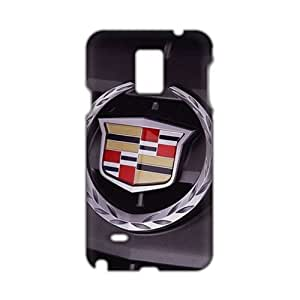 SHOWER 2015 New Arrival cadillac iphone 3D Phone Case for Samsung NOTE 4