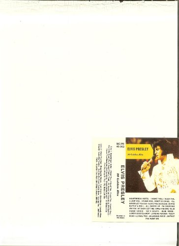 Elvis Presley - 20 Golden Hits Vol. 1 - By Elvis Presley (Audio Cassette) - Zortam Music
