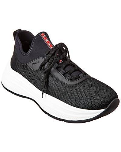 Prada Linea Rossa Neoprene Platform Sneaker, 9.5 UK, ()