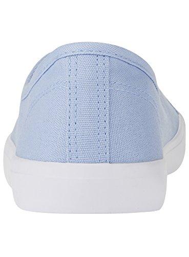 Bleu Ultra Basiques 7010B Maille en Baskets oodji Femme YqgAvq