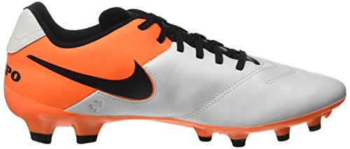 White Genio NIKE Bianco Football Orange Ii Fg Men's total Tiempo Leather Black Boots 6zqBaTw