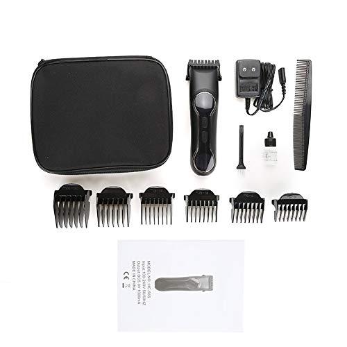Hair Clippers - Surker Professional Hair Clipper,Electric Hair Cutting Kit,Haircut Trimmer Set,Eu Plug