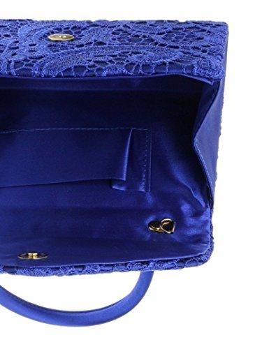 HB femme noir Pochette Style Bleu pour Marine Noir POxrPZqnwf