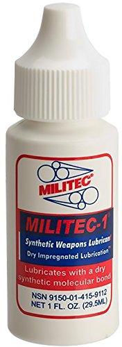 Evike - Militec-1 Dry Impreganted Lubrication Oil - 1 oz Bottle - (67746) (Gun Conditioner compare prices)