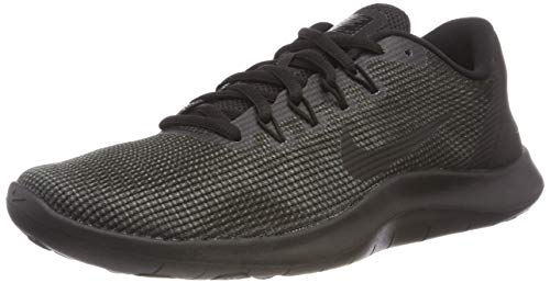 black Laufschuh De Homme dark Grey Nike Flex 2018 Running Chaussures Herren 002 anthracite Run Noir Compétition black Y5qw71qxz