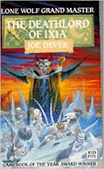 Book Deathlord of Ixia #17 Lone Wolf by Joe Dever (1994-08-01)