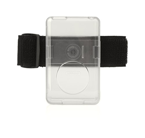 Griffin Technology iClear for iPod classic with Belt Clip and Armband