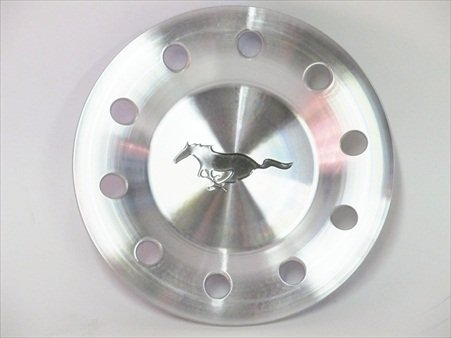 Wheel Center Cap SILVER for 16'' Alloy Whee OEM ()
