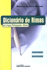 Dicionário de Rimas da Língua Portuguesa – Brasil