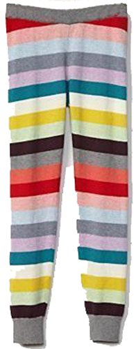 - Gap Kids Girls Crazy Stripe Wool Blend Sweater Leggings Small 6 7