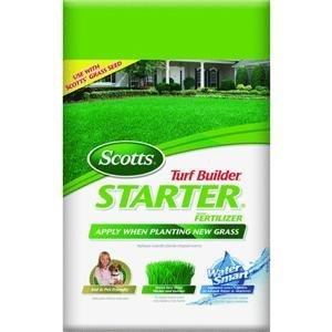 Scotts Starter (Scotts Turf Builder Starter Food For New Grass)