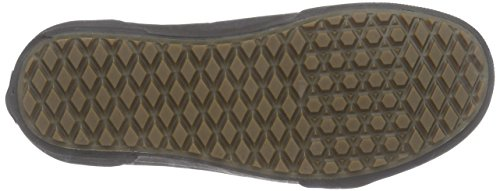 Fourgons Sk8-salut Mte, Unisexe Adulte Haut Chaussures De Sport Noir ((mte) Noir / Cuir)
