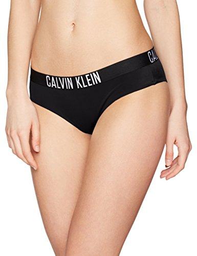 Klein pvh Per Nero 001 Black Calvin Kw0kw00173 Costume Slip Da Bagno Donna T1OOxZ
