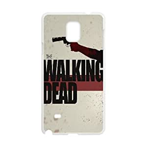 The Walking Dead Samsung Galaxy Note 4 Cell Phone Case White JNC35C53
