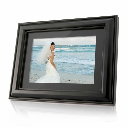 Coby DP-758 7-Inch Widescreen Digital Photo Frame (Picture Frame Electronic Coby)