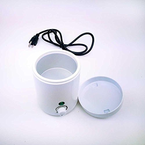 Huini Professional Home Depilatory Wax Heater Waxing Pot 120ml CD-8015 by HUINI (Image #1)