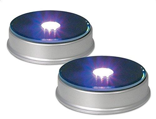 Led Base Light For Crystal - 4