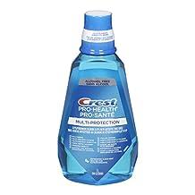 Crest Pro-Health Multi-Protection Clean Mint Mouthwash, 1 L