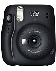 INSTAX Mini 11 Instant Film Camera - Charcoal Gray