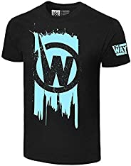 WWE Authentic Wear The Way T-Shirt Black