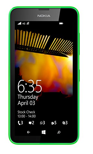 Microsoft Lumia 635 8GB 4G Green (Nokia Lumia 635 T Mobile compare prices)