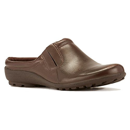 Culle Da Viaggio Womens Hamlet Mule Brown Softee Leather